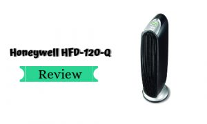 Honeywell HFD-120-Q Air Purifier: Trusted Review & Specs