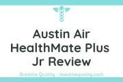 Austin Air HealthMate Plus Jr Air Purifier: Trusted Review & Specs