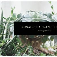 Bionaire BAP1412-U Air Purifier: Trusted Review & Specs