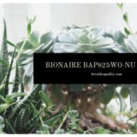 Bionaire BAP825WO-NU Air Purifier: Trusted Review & Specs