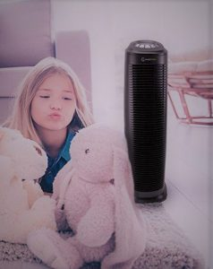 InvisiClean 4-in-1 Tower Air Purifier: Trusted Review & Specs