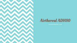 Airthereal ADH80 Air Purifier: Trusted Review & Specs