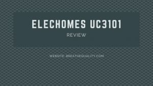 Elechomes UC3101 Air Purifier: Trusted Review & Specs