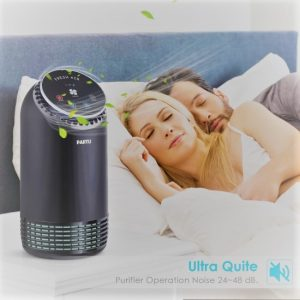 Partu BS-08 Air Purifier: Trusted Review & Specs