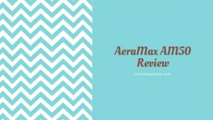 AeraMax AM50 Air Purifier: Trusted Review & Specs