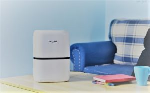 Okaysou AirMic4S Air Purifier: Trusted Review & Specs