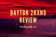Dayton 2KXN9 Air Purifier: Trusted Review & Specs