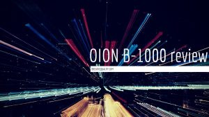 OION B-1000 Air Purifier: Trusted Review & Specs
