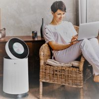 LG PuriCare AS330DWR0 Air Purifier: Trusted Review & Specs